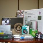 パソコン部品の写真
